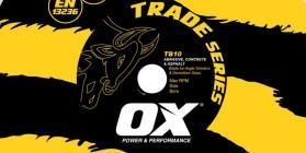 Ox Tools Diamond Saw Blade Performance Class - Trade Series - from Carbour Tools