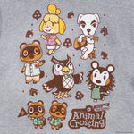 nintendo animal crossing new horizons isabelle tom nook timmy tommy mabel blathers k.k. slider video games t-shirt graphic shirt apparel culturefly