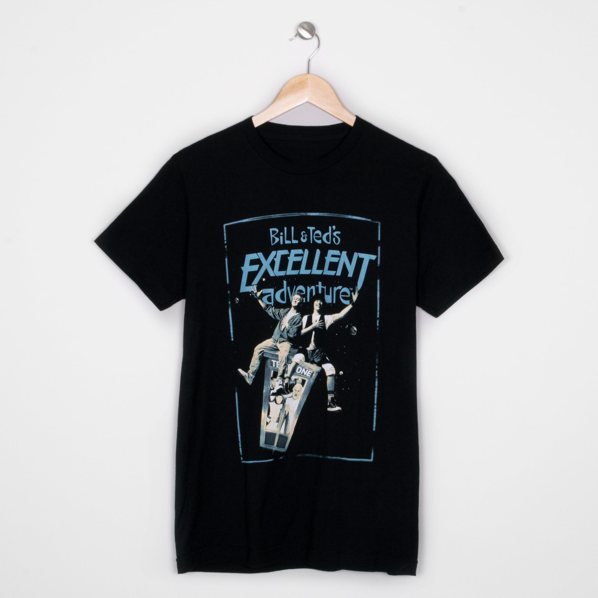 bill and ted's excellent adventure apparel t-shirt shirt culturefly