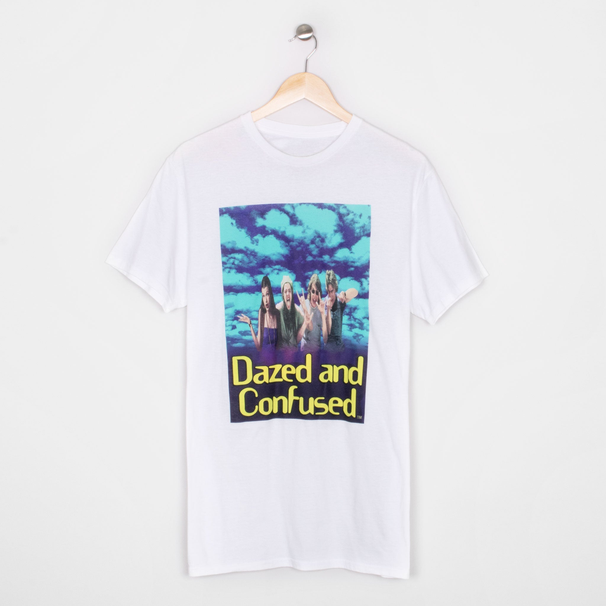 dazed and confused 25th anniversary group t-shirt shirt apparel culturefly