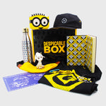 despicable me minions collectors box collectible exclusive movie cartoon culturefly