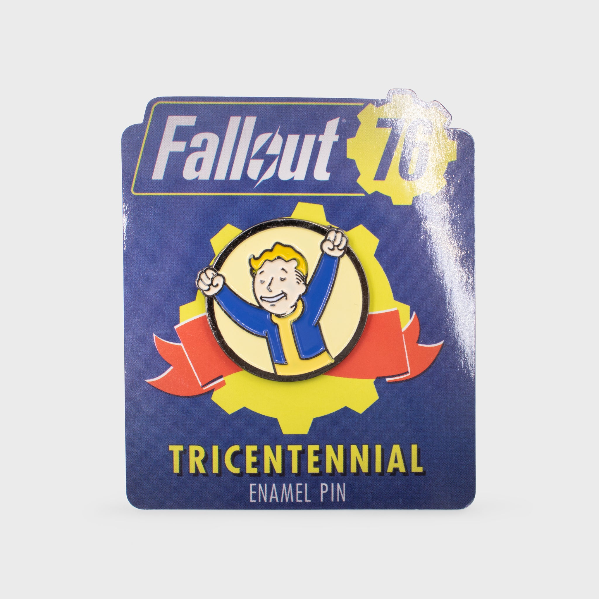 fallout 76 gaming video games vault boy nuka cola collectible enamel pin culturefly