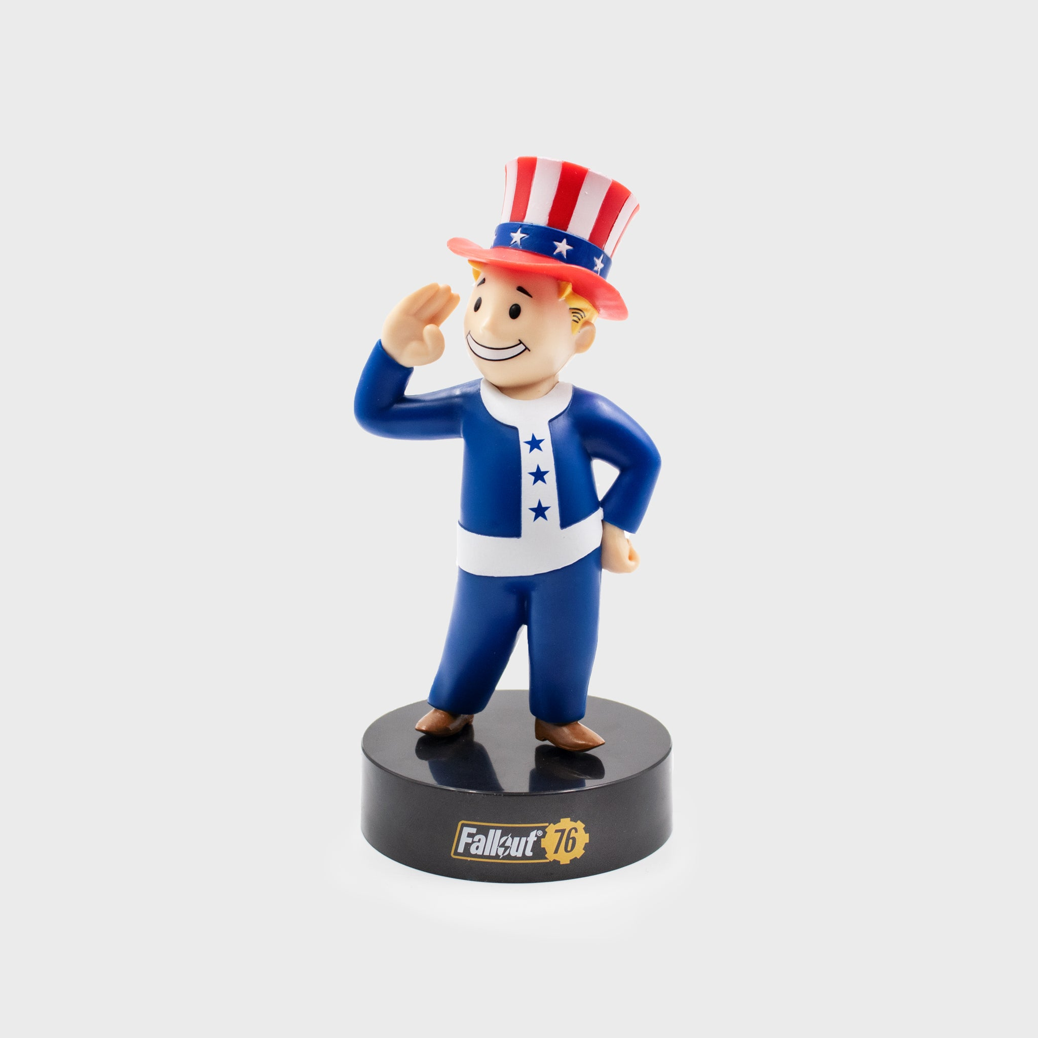 fallout 76 bethesda video game gaming vault boy america collector box collectible exclusive vinyl figure culturefly