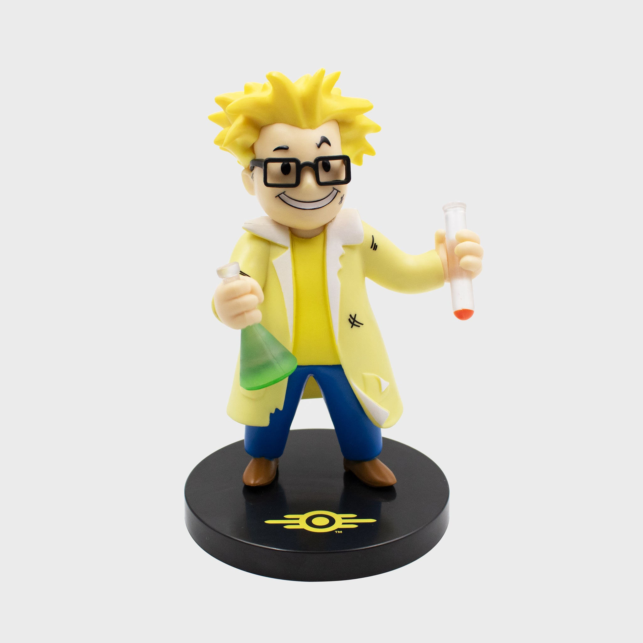 vault buy chemist fallout vinyl figure culturefly collectible