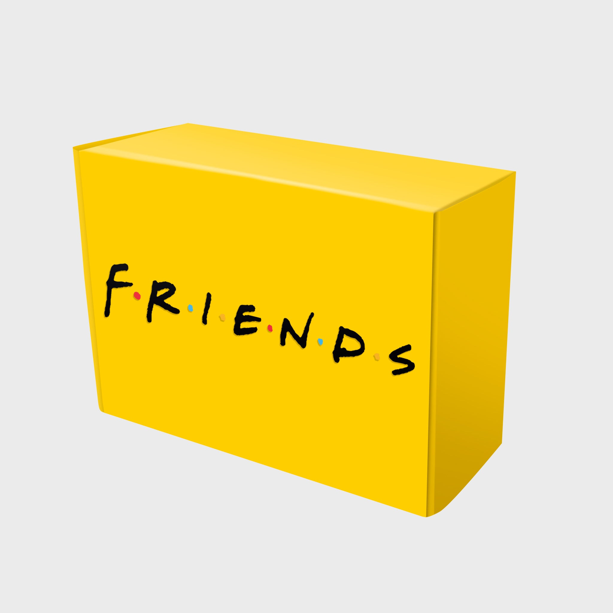 friends box subscription quarterly plan sitcom 90s exclusive collectibles collection warner bros officially licensed seasonal