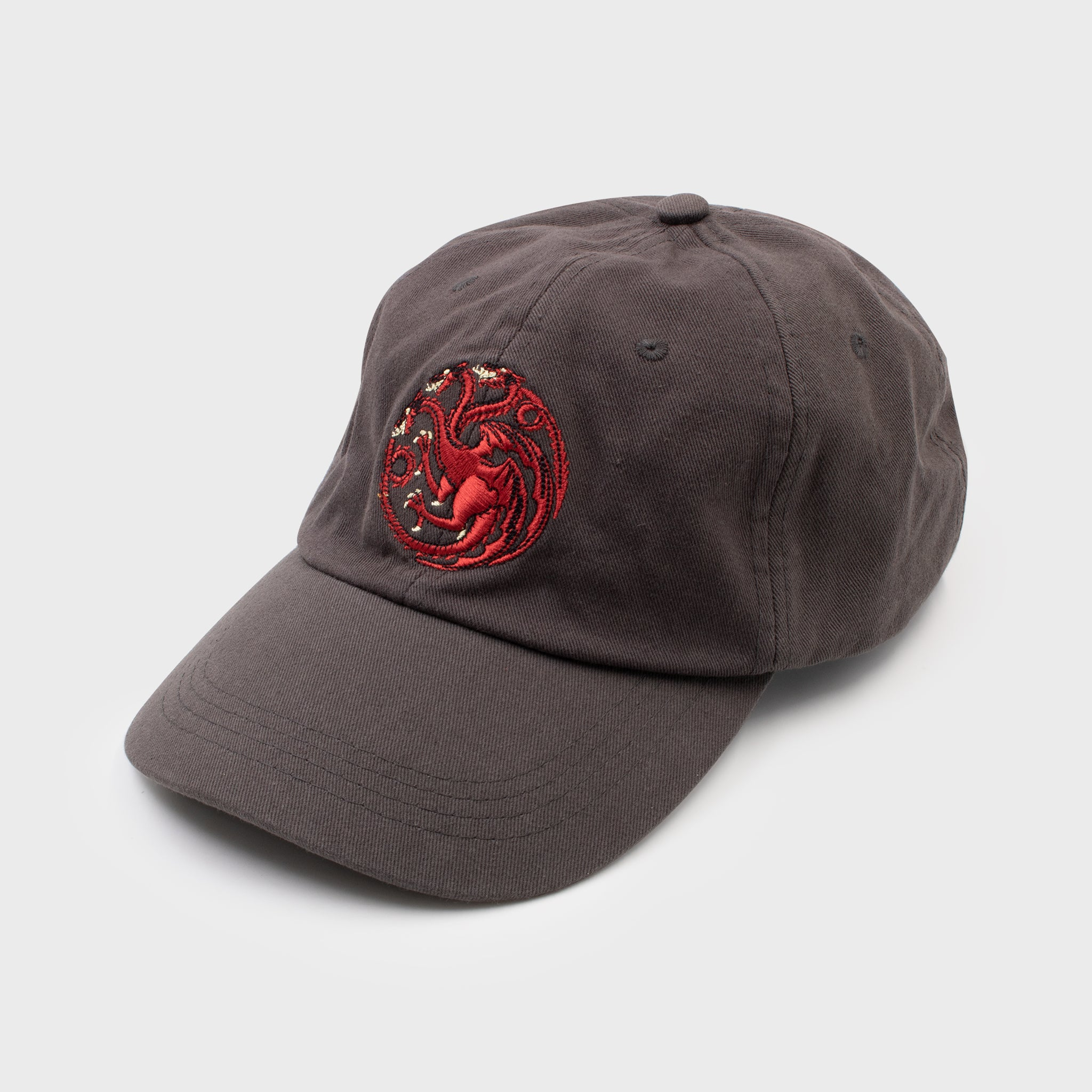 game of thrones got house targaryen hat baseball cap dad cap headwear accessory apparel culturefly