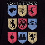 game of thrones got sigil banners t-shirt shirt graphic apparel culturefly