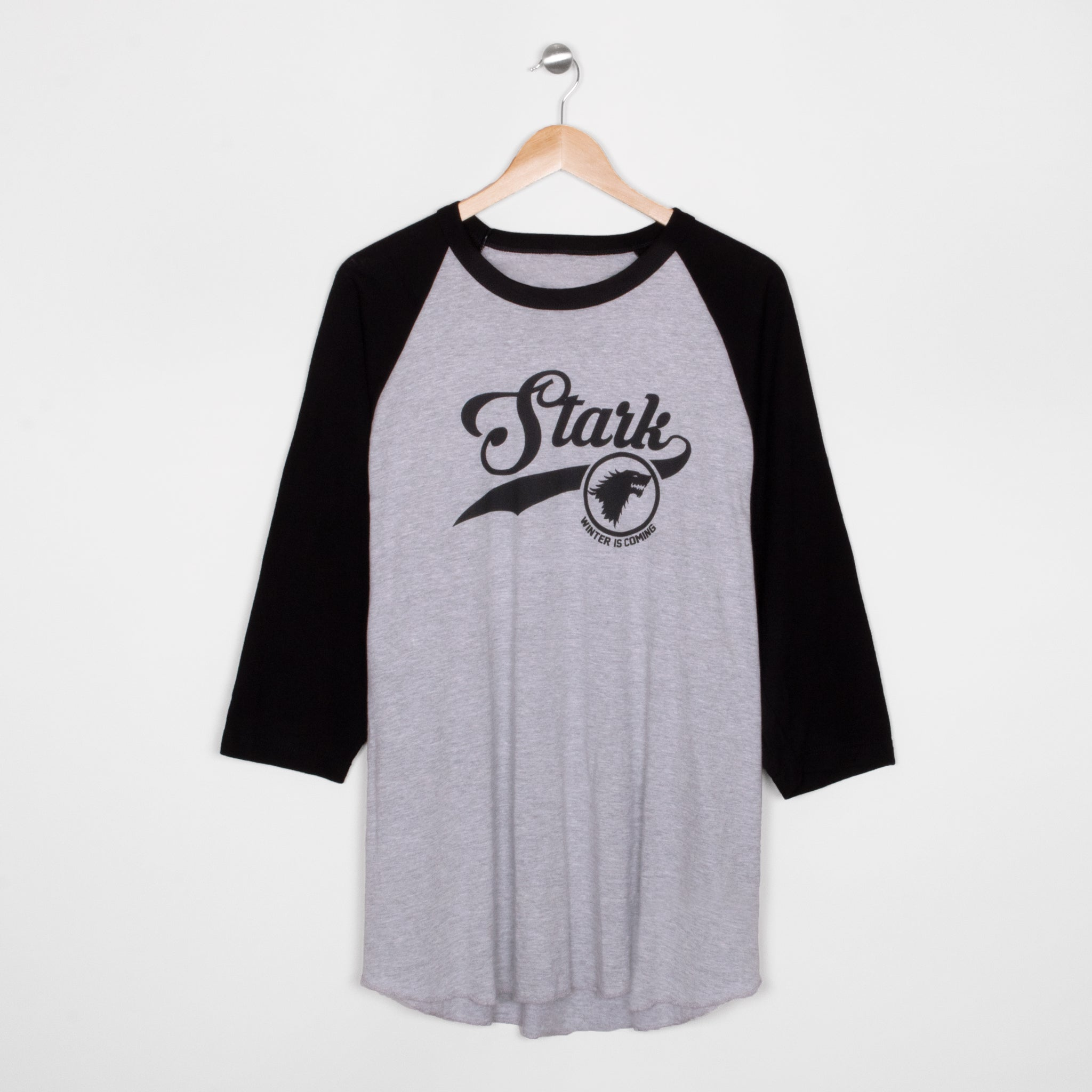 Game of Thrones - Stark Baseball Shirt