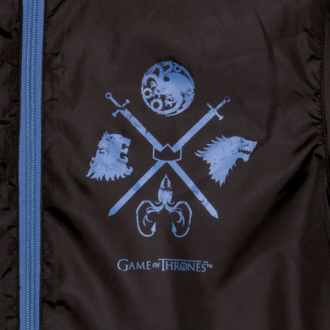 Game of Thrones - Houses Windbreaker