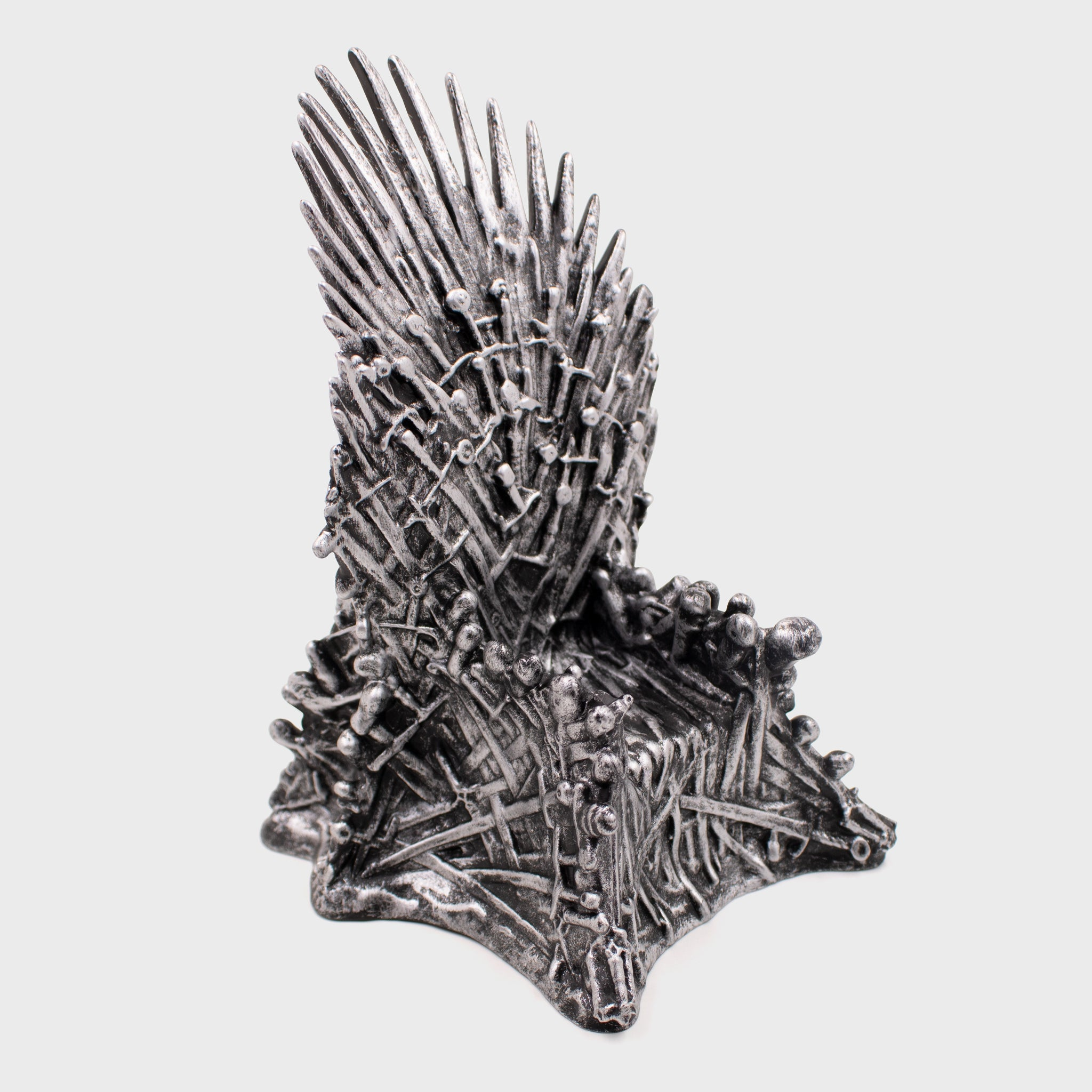 game of thrones got box iron throne replica vinyl figure collectibles exclusives collector collection culturefly