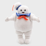 ghostbusters 80s stay puft gamestop retail box collectibles exclusive accessories culturefly plush toy marshmallow man