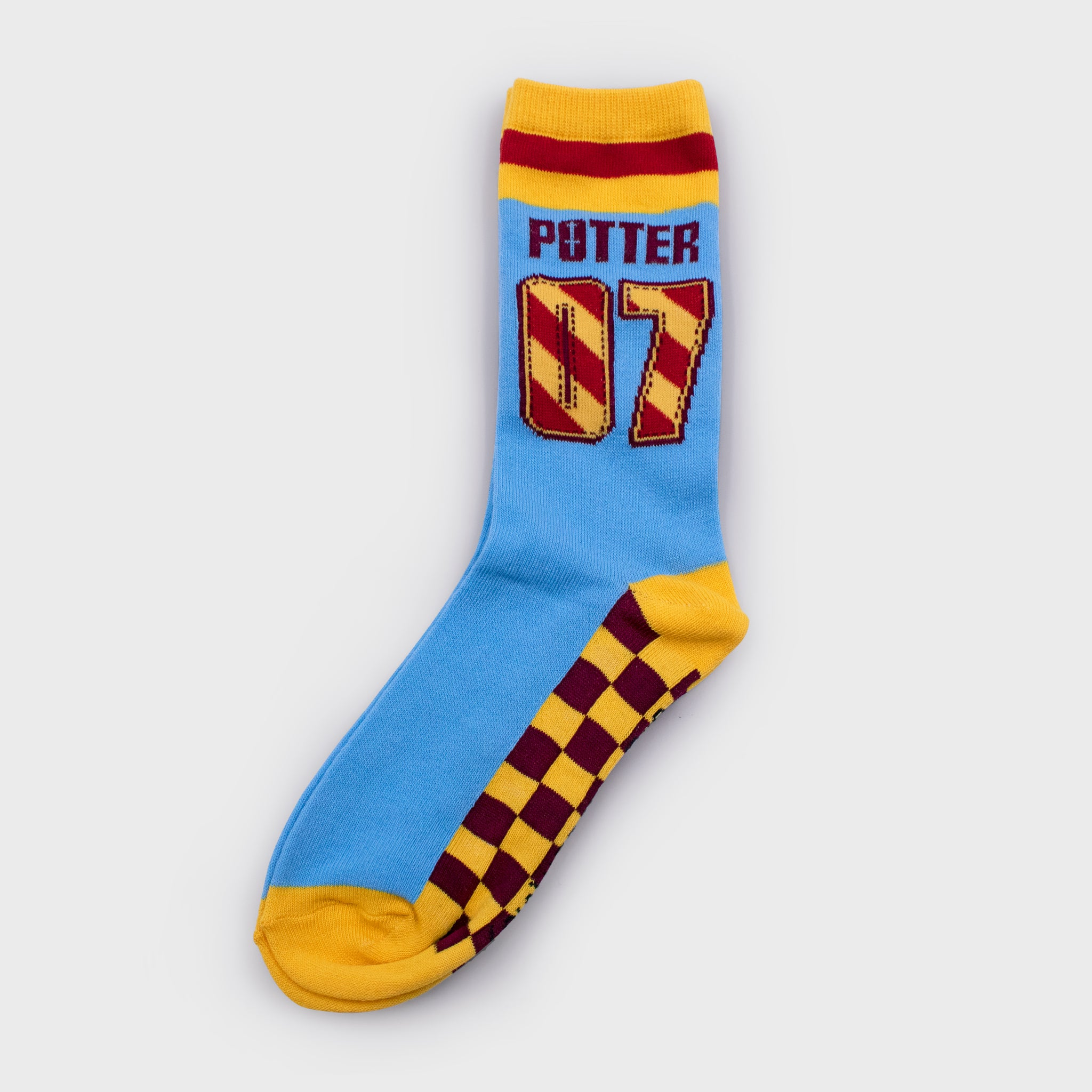 harry potter wizarding world quidditch warner brothers walmart retail box collectibles home good accessories exclusive culturefly socks