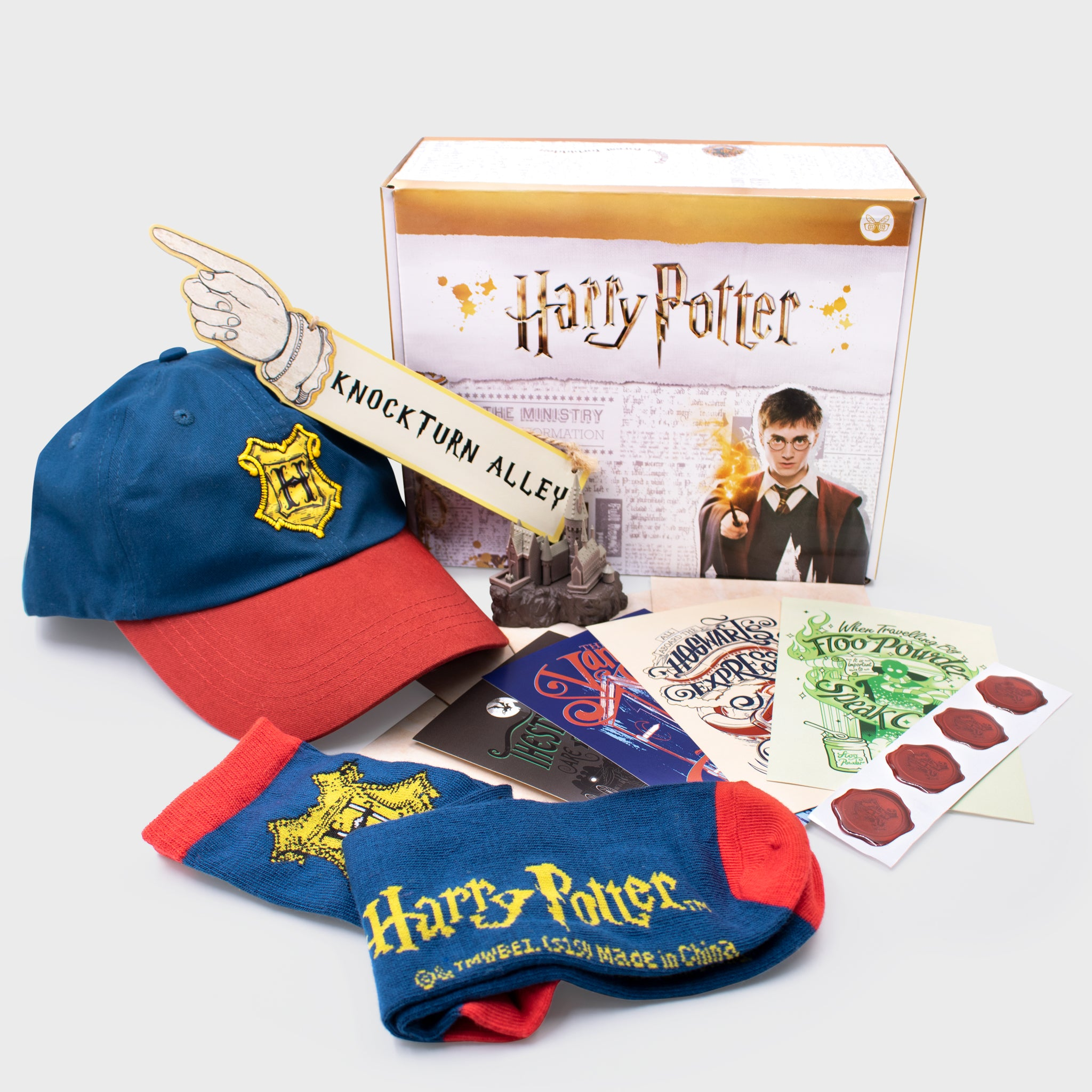harry potter jk rowling wizarding world collectors box collectible exclusives hogwarts culturefly