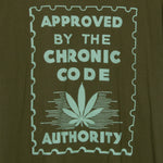 jay and silent bob chronic code authority kevin smith t-shirt graphic short sleeves shirt culturefly