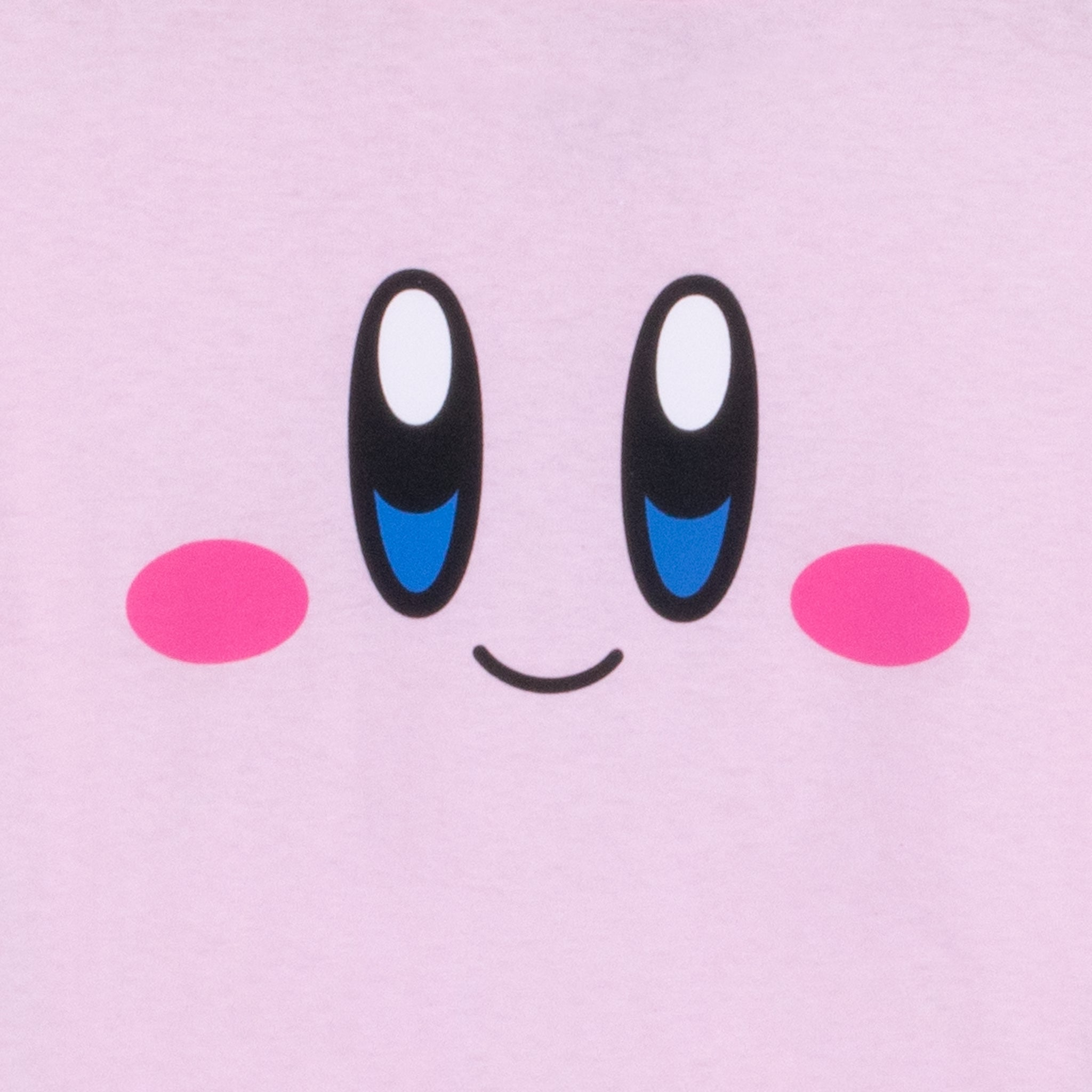 kirby pink face nintendo video games gaming t-shirt apparel shirt graphic culturefly