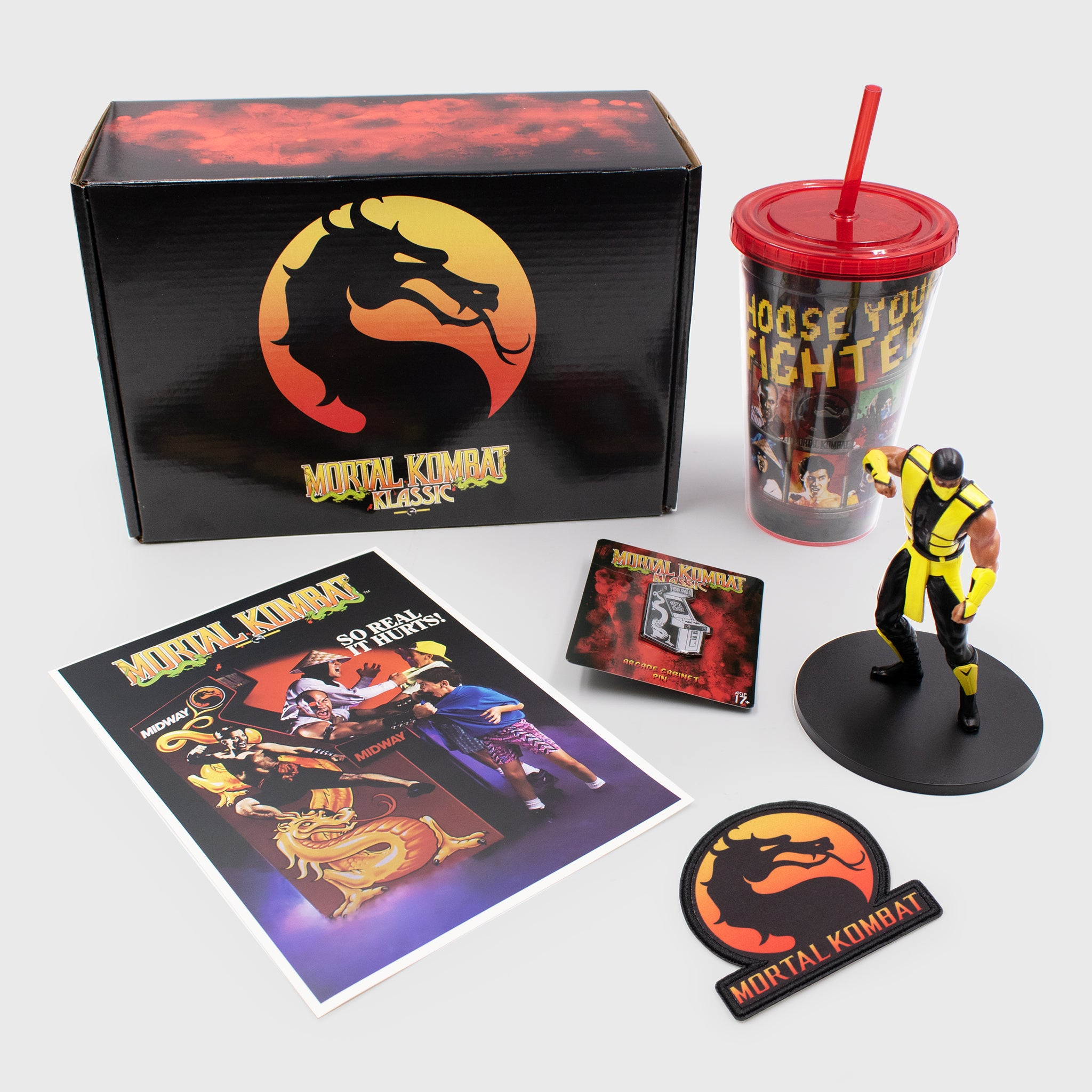 Mortal Kombat Collector's Box