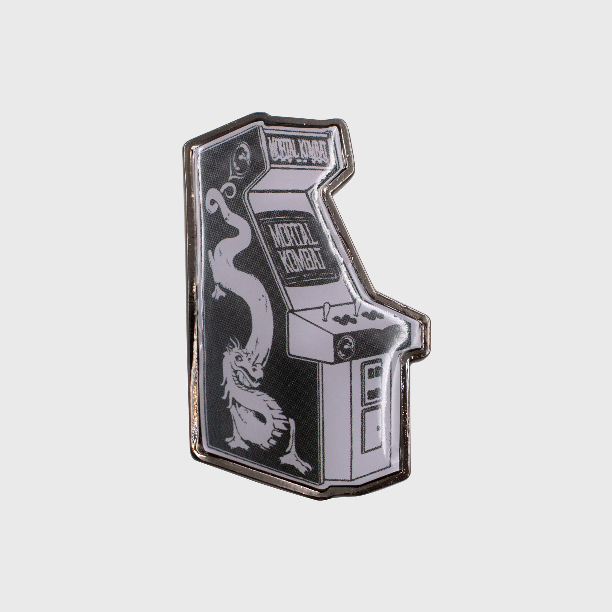 mortal kombat collector box collectible exclusive retro arcade cabinet enamel pin culturefly