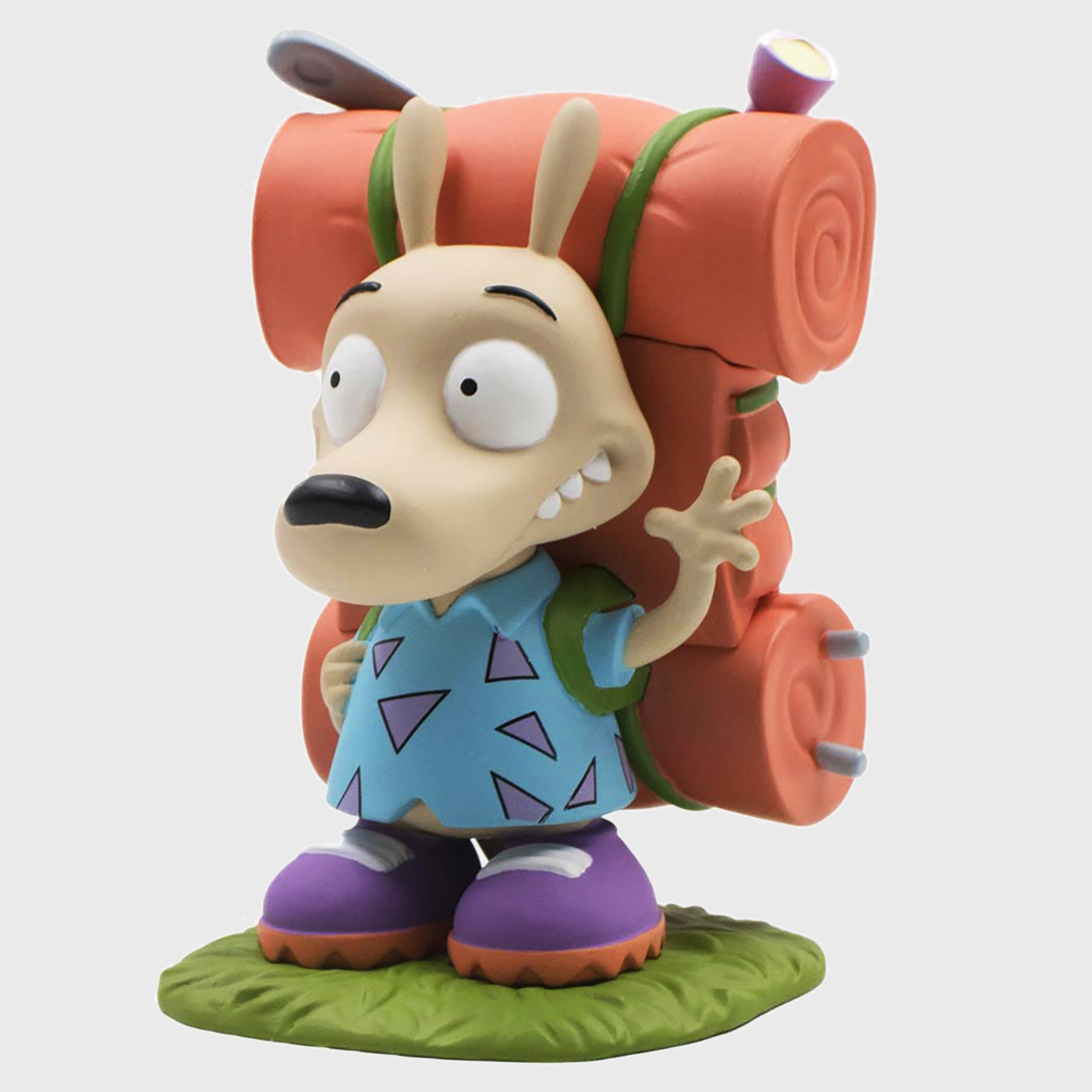 nick box nickelodeon collectible summer vinyl figure rocko's modern life 90s cartoons 90s kids culturefly