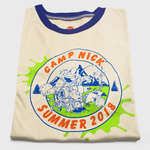 nick box nickelodeon collectible summer t-shirt shirt apparel rocko's modern life hey arnold 90s cartoons 90s kids culturefly