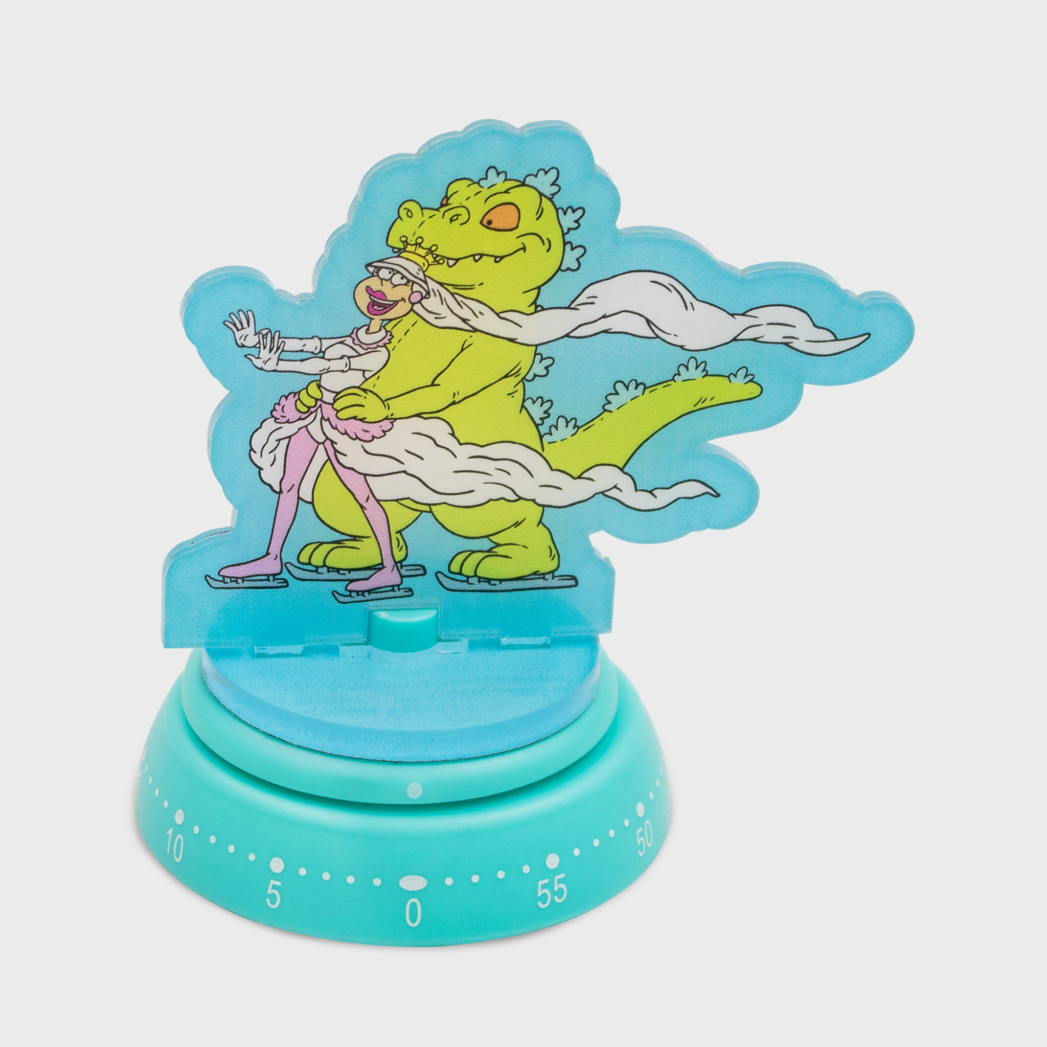 nick box nickelodeon collectible kitchen timer kitchenware reptar rugrats 90s cartoons 90s kids culturefly