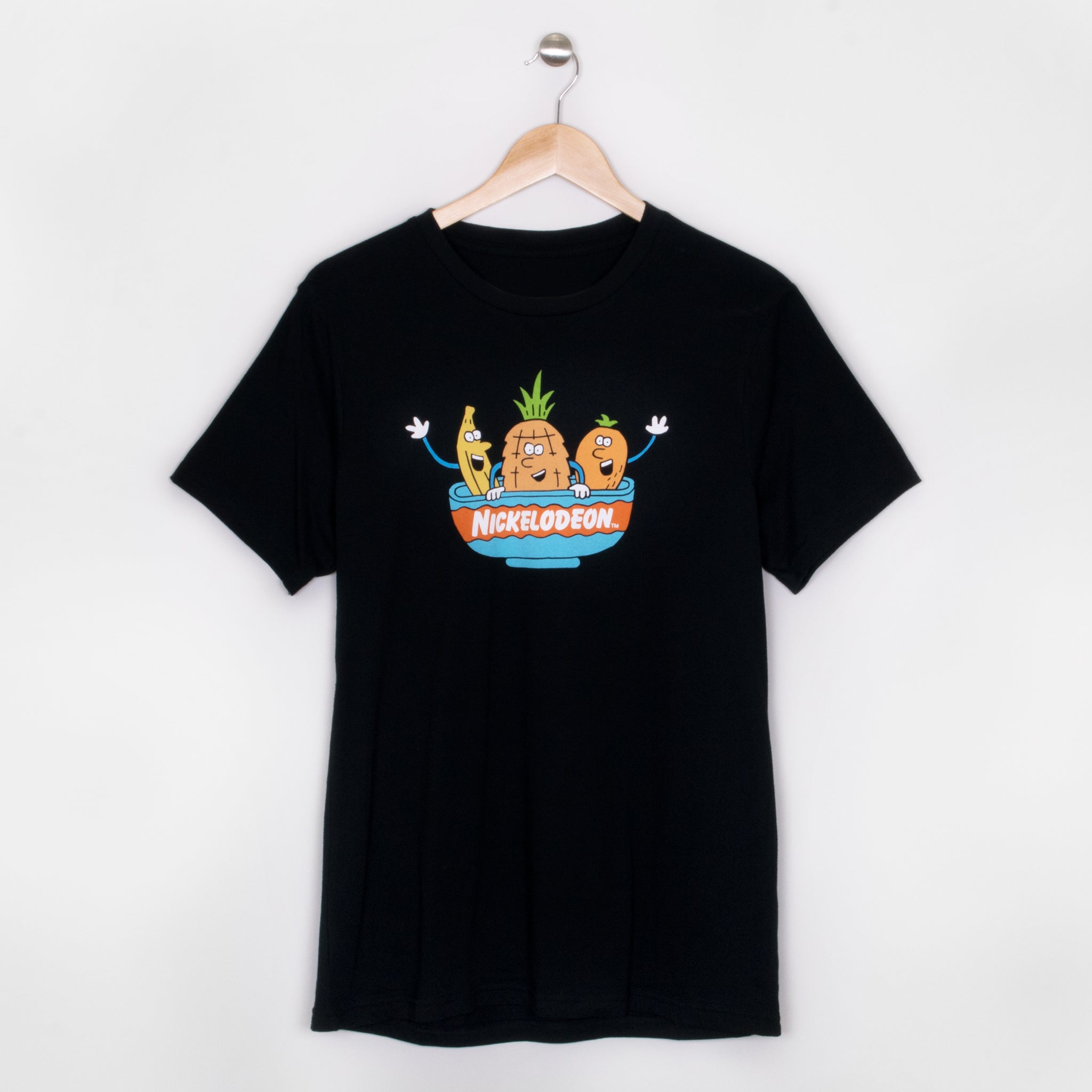 nickelodeon nick classic bumper fruit bowl 90s kids apparel t-shirt shirt culturefly