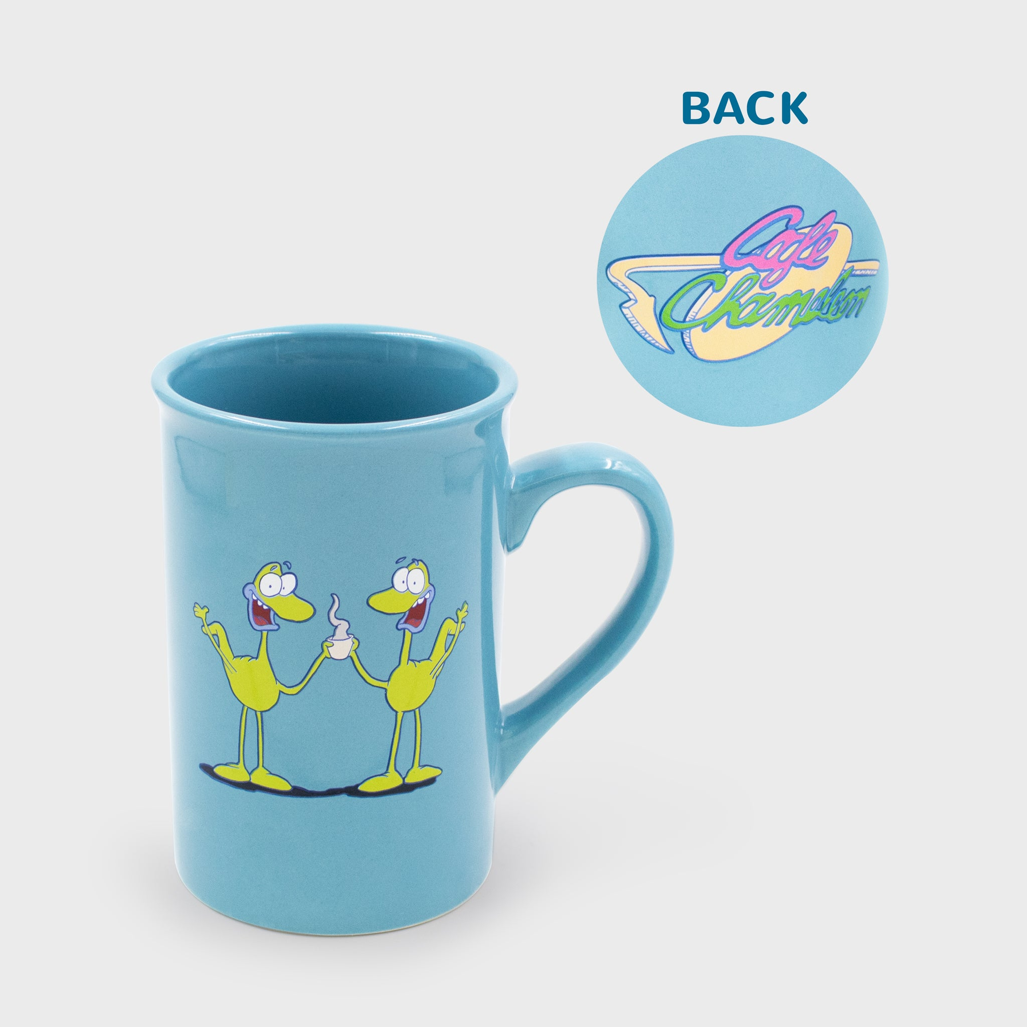 the nick box nickelodeon 90s kids 90s cartoons nostalgia throwback nostalgic classic subscription quarterly exclusive limited edition collectible rocko's modern life mug kitchenware culturefly