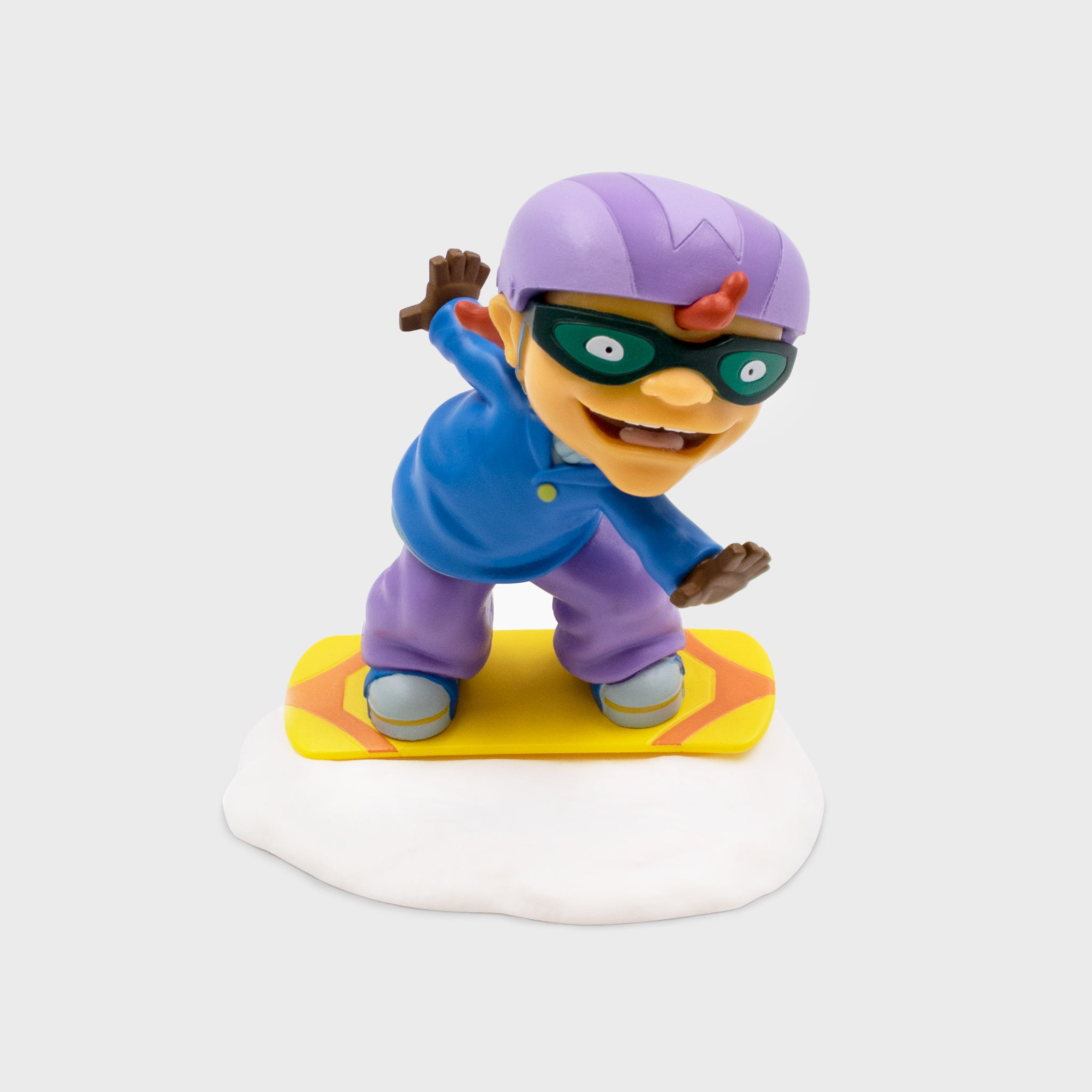 the nick box nickelodeon 90s kids 90s cartoons nostalgia throwback nostalgic classic subscription quarterly exclusive limited edition collectible rocket power vinyl figure culturefly
