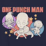 One Punch Man - Chibi Trio T-Shirt