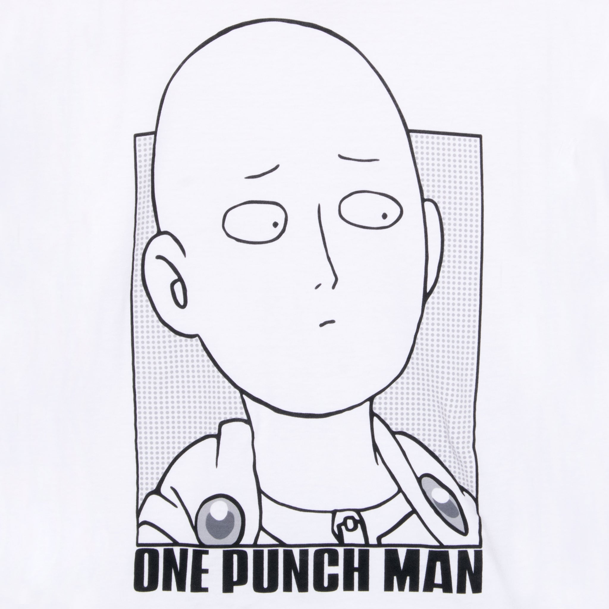 one punch man saitama anime junior graphic short sleeve apparel t-shirt shirt art culturefly