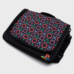 playstation ps4 ps video games console classic old school retro 90s gamestop retail box accessories collectibles exclusive culturefly messenger bag
