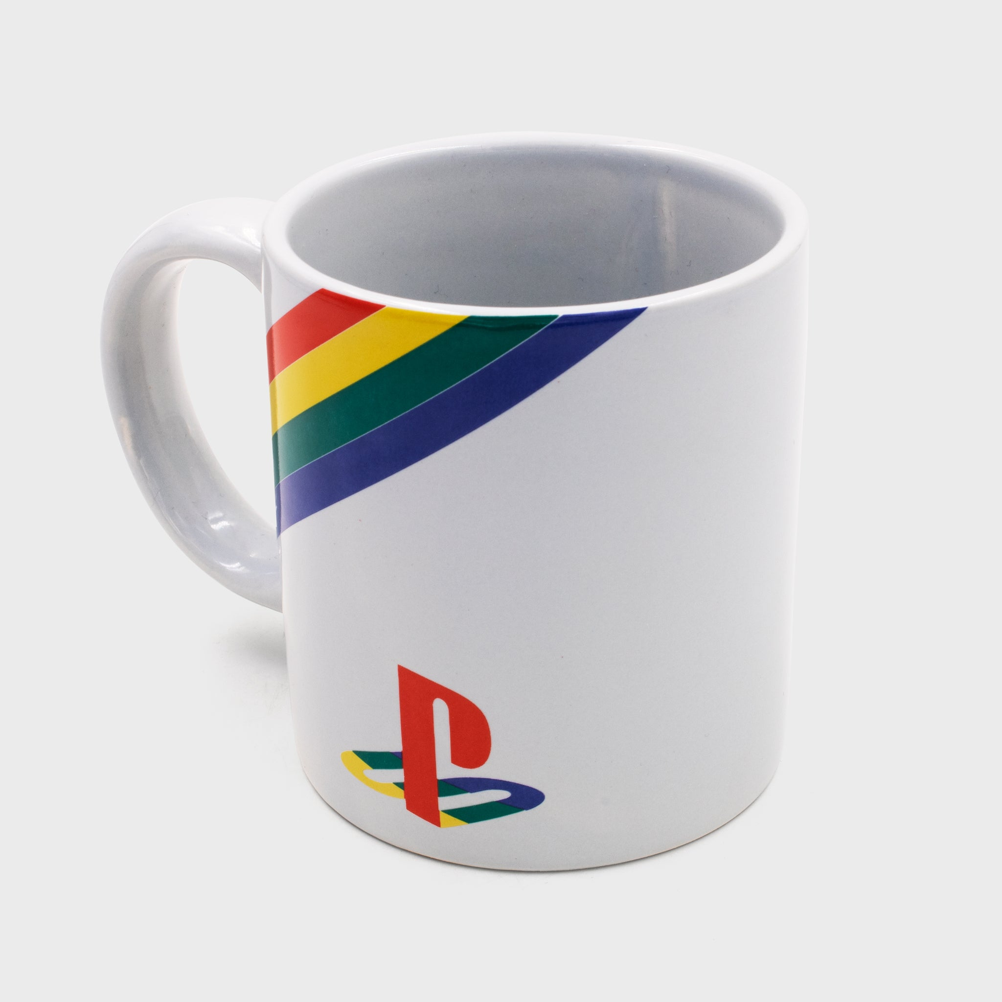 playstation ps4 ps video games console classic old school retro 90s gamestop retail box accessories collectibles exclusive culturefly mug cup kitchenware drinkware