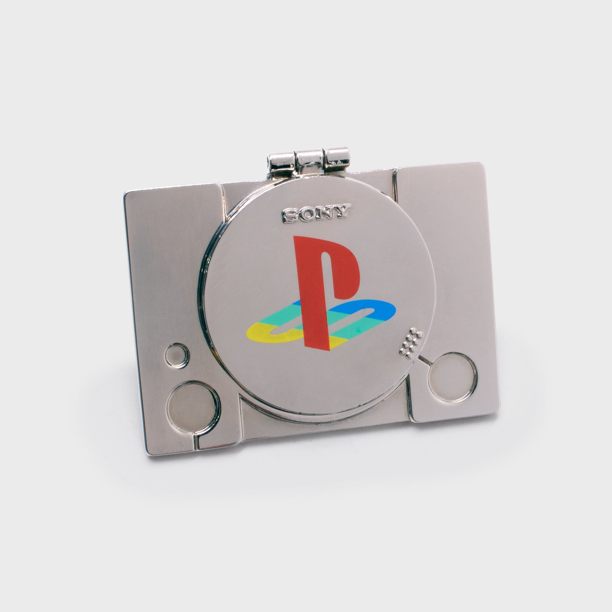 playstation ps4 ps video games console classic old school retro 90s gamestop retail box accessories collectibles exclusive culturefly enamel pin