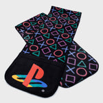 playstation ps4 ps video games console classic old school retro 90s gamestop retail box accessories collectibles exclusive culturefly scarf winter