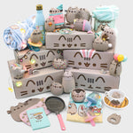 pusheen box subscription seasonal quarterly collectibles exclusive cute adorable cat culturefly