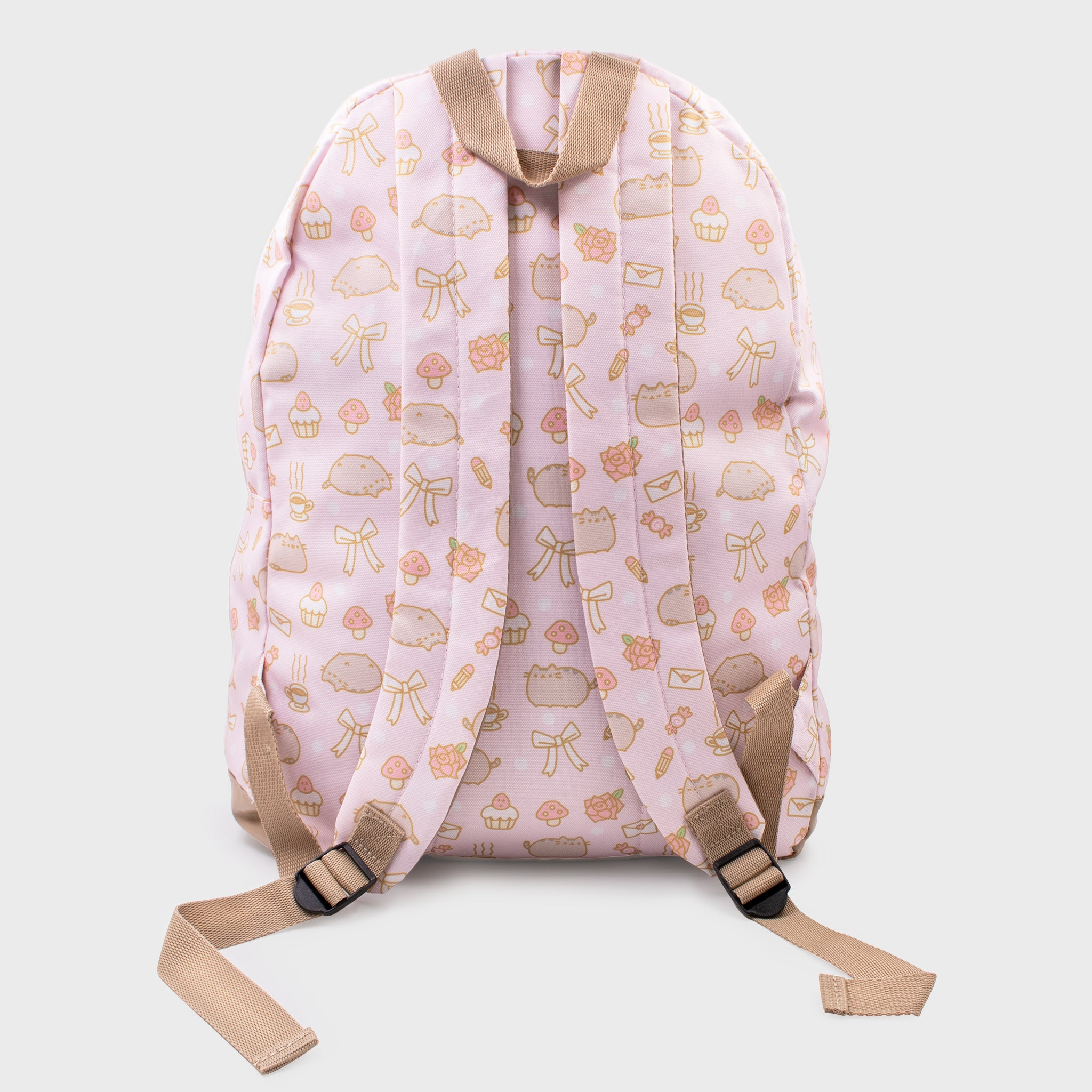 pusheen backpack pink cute cat back to school culturefly