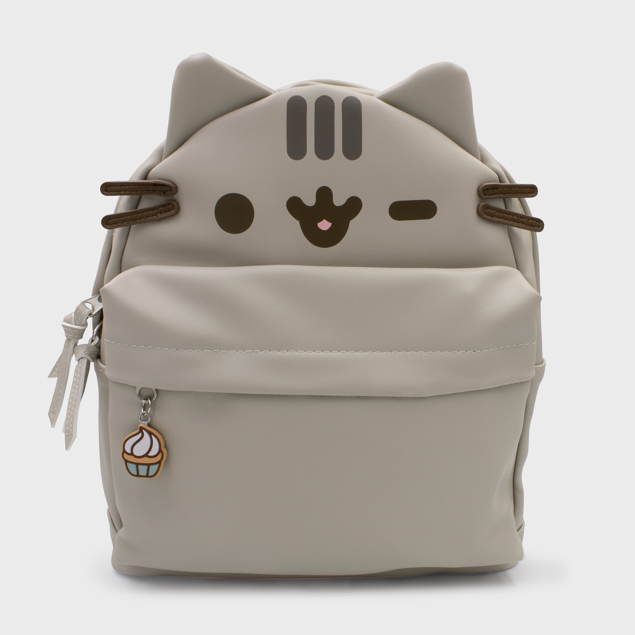 pusheen backpack bag wink cute cat small mini culturefly
