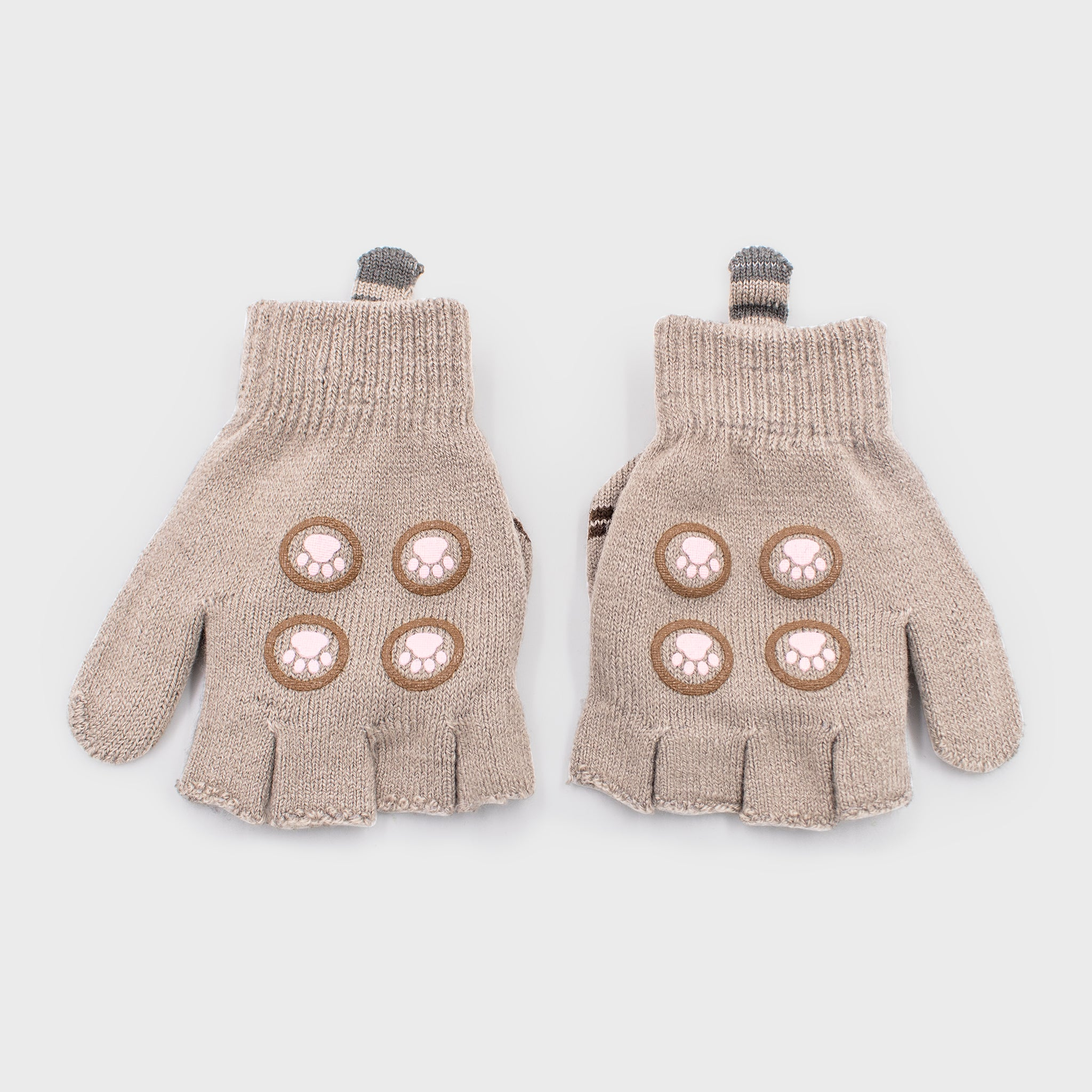 pusheen mittens gloves accessory winter cute cat culturefly