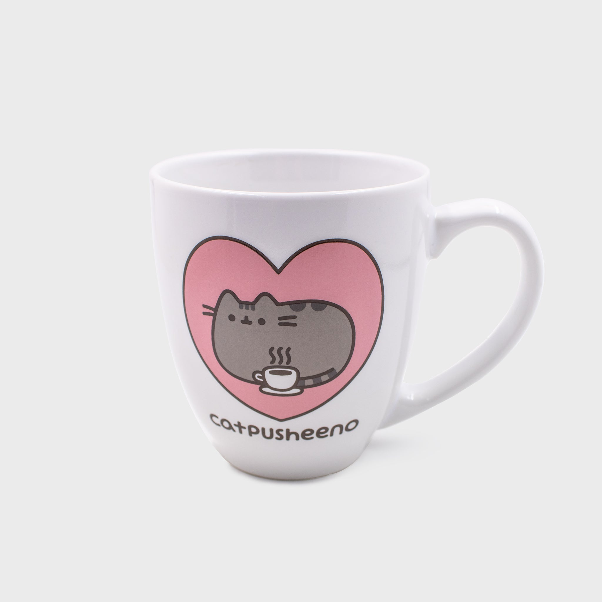 pusheen mug cup kitchenware cute cat culturefly