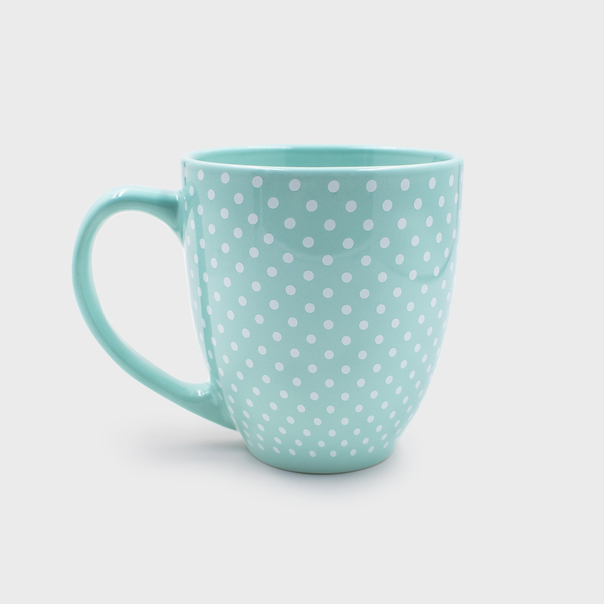 pusheen mug cup kitchenware polkadot cute cat culturefly