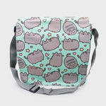 pusheen messenger bag tote bag shoulder bag cute cat culturefly
