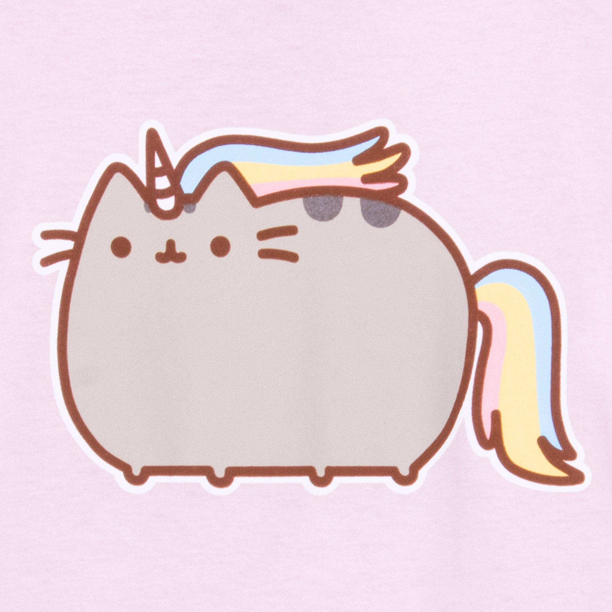 pusheen t-shirt shirt apparel unicorn pusheenicorn graphic cute cat culturefly