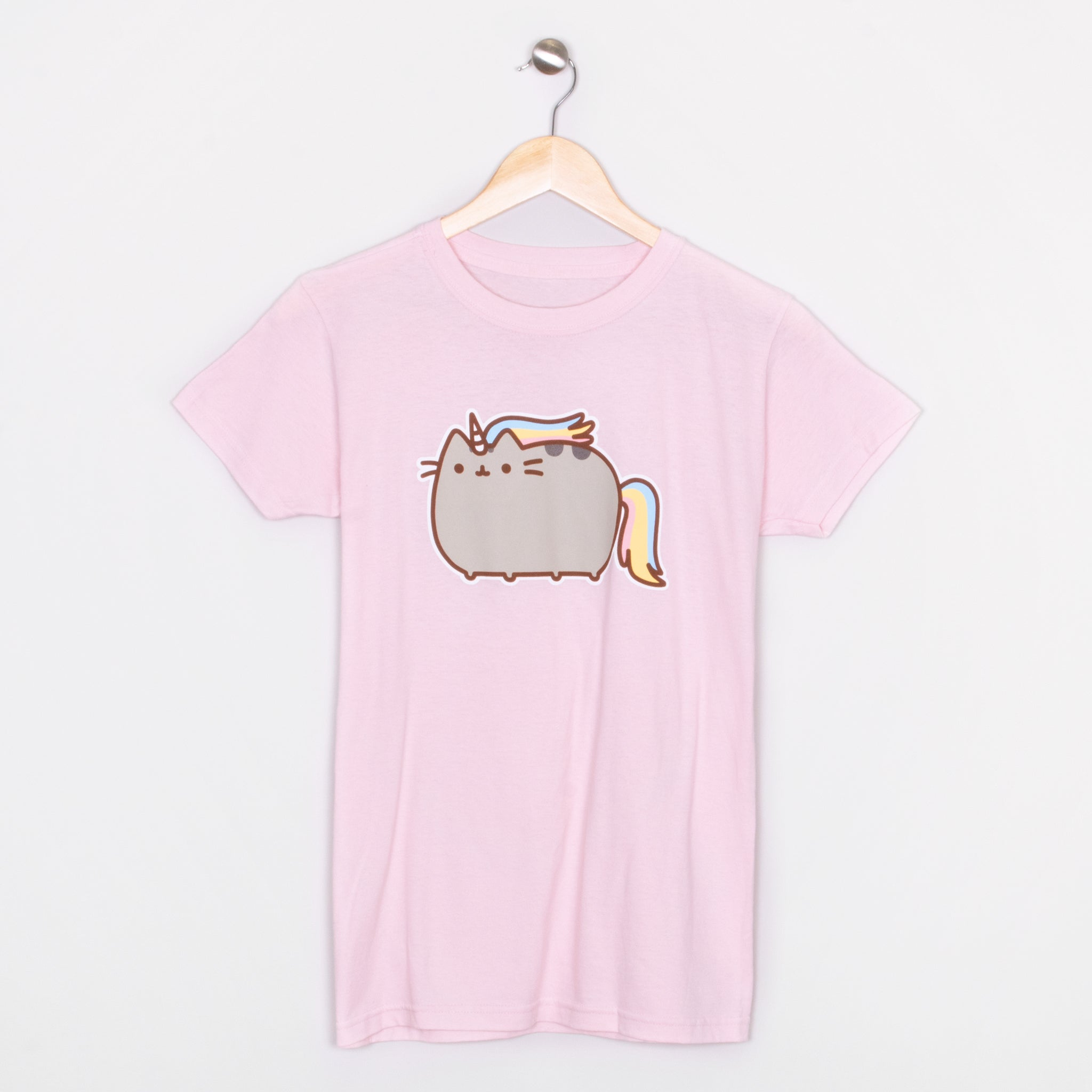 pusheen t-shirt shirt apparel unicorn pusheenicorn cute cat culturefly