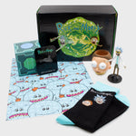 rick & morty rick and morty adult swim cartoon network cartoons exclusive walmart retail box accessories collectibles culturefly