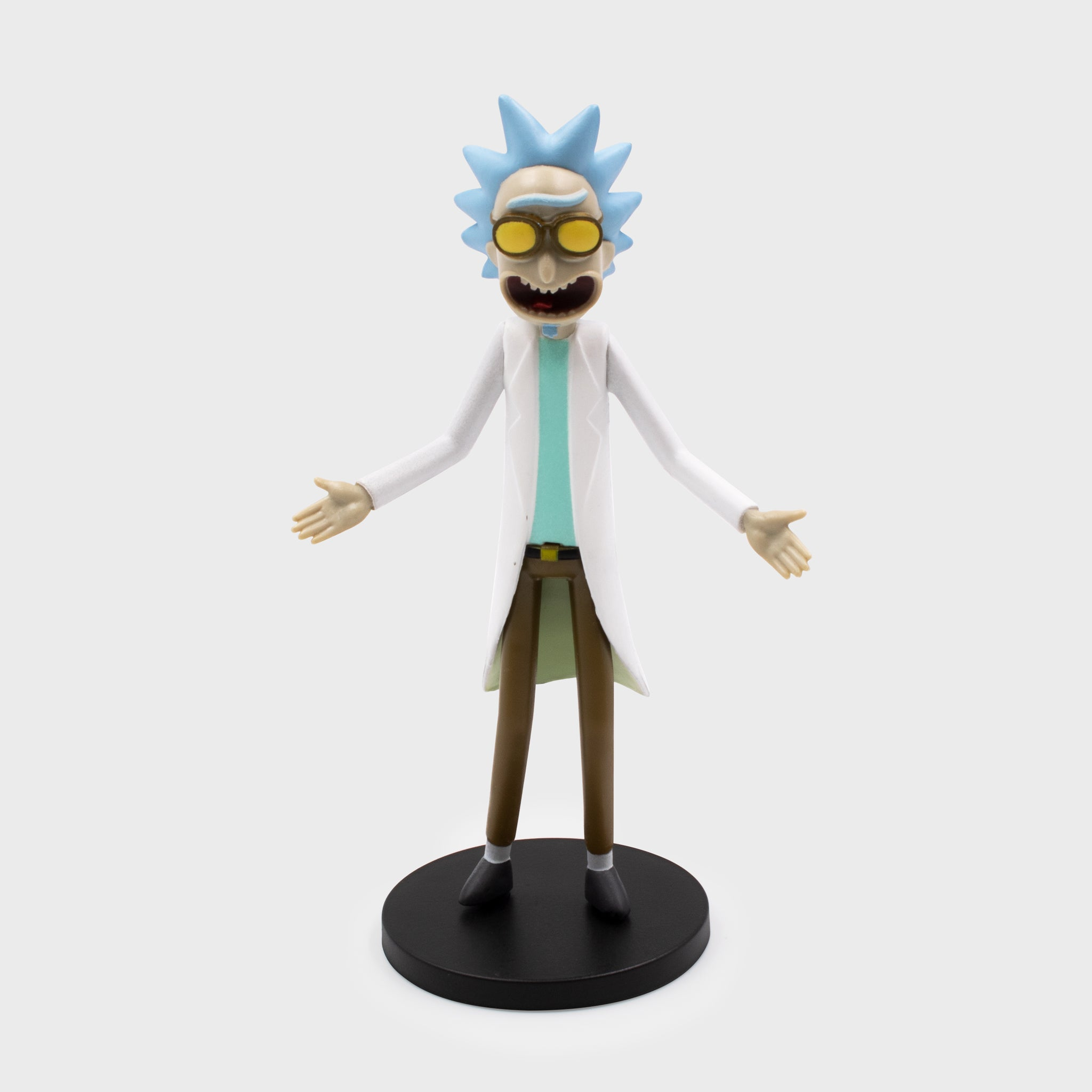 rick & morty rick and morty adult swim cartoon network cartoons exclusive walmart retail box accessories collectibles culturefly rick sanchez vinyl figure