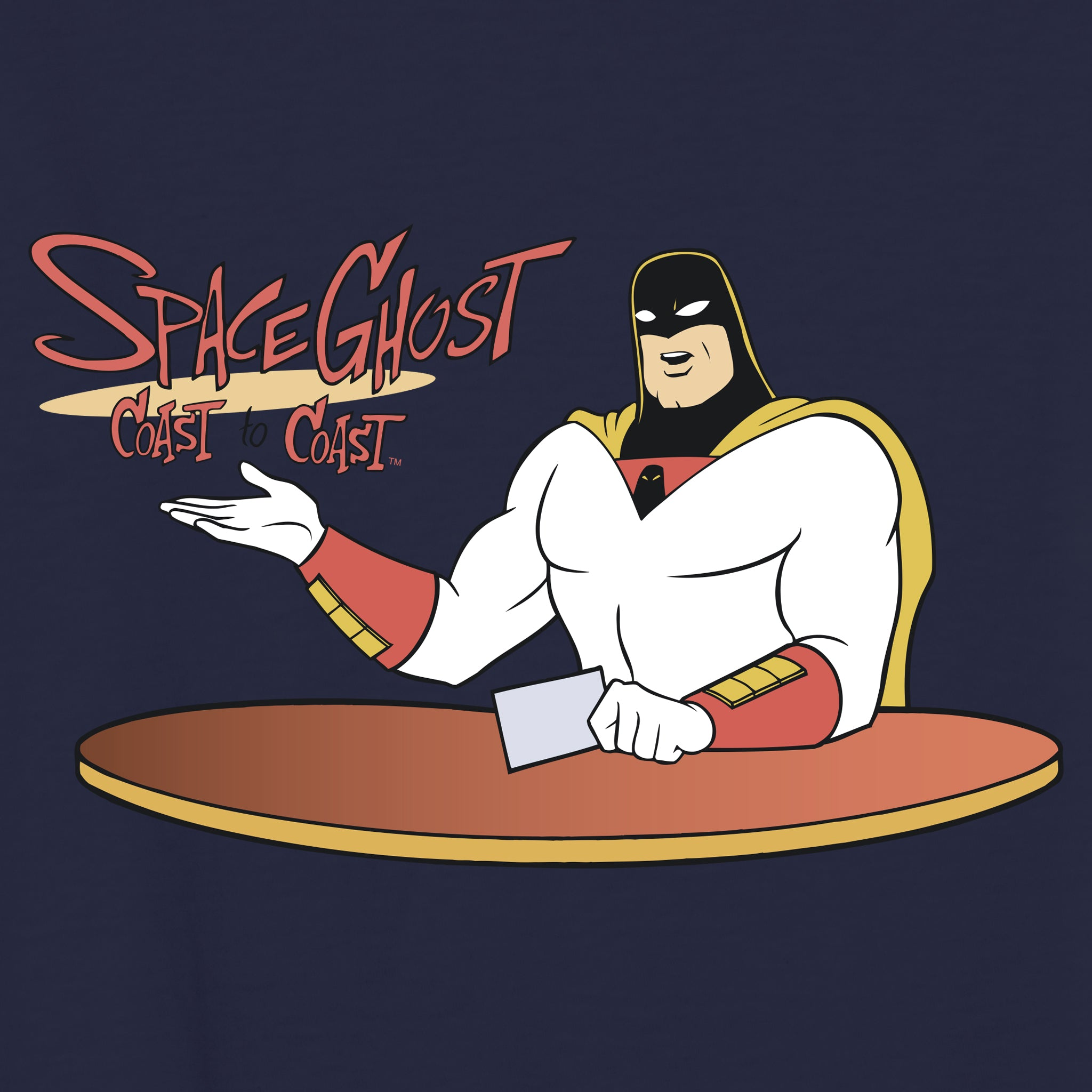 Space Ghost - Coast to Coast T-Shirt