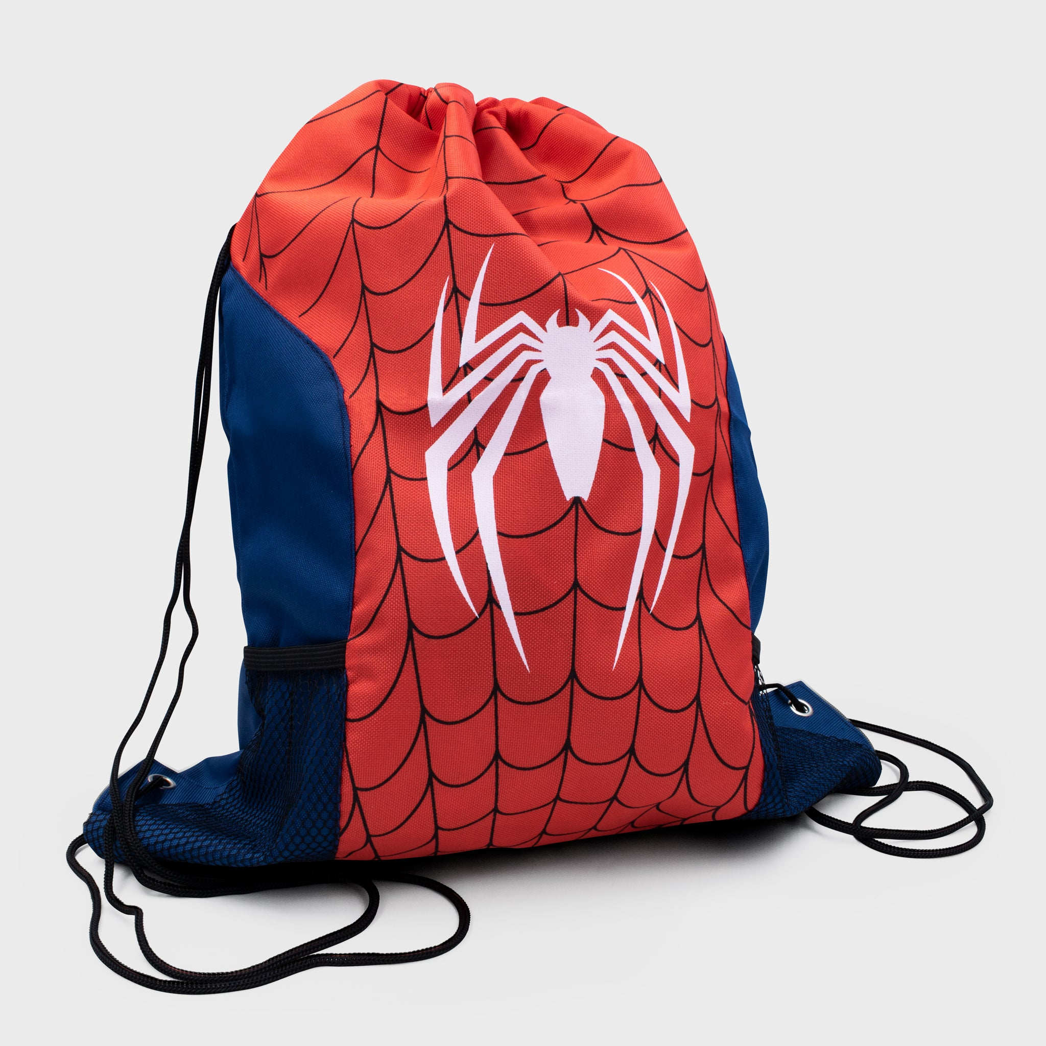 spider-man marvel ps4 superhero marvel entertainment spiderman peter parker exclusive walmart retail box collectibles accessories culturefly sling backpack bag