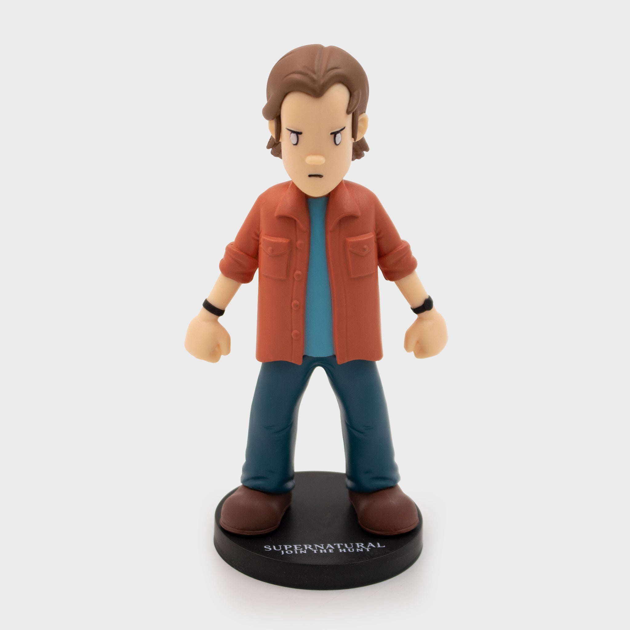 supernatural box sam winchester vinyl figure collectible exclusive fans spn spnfamily