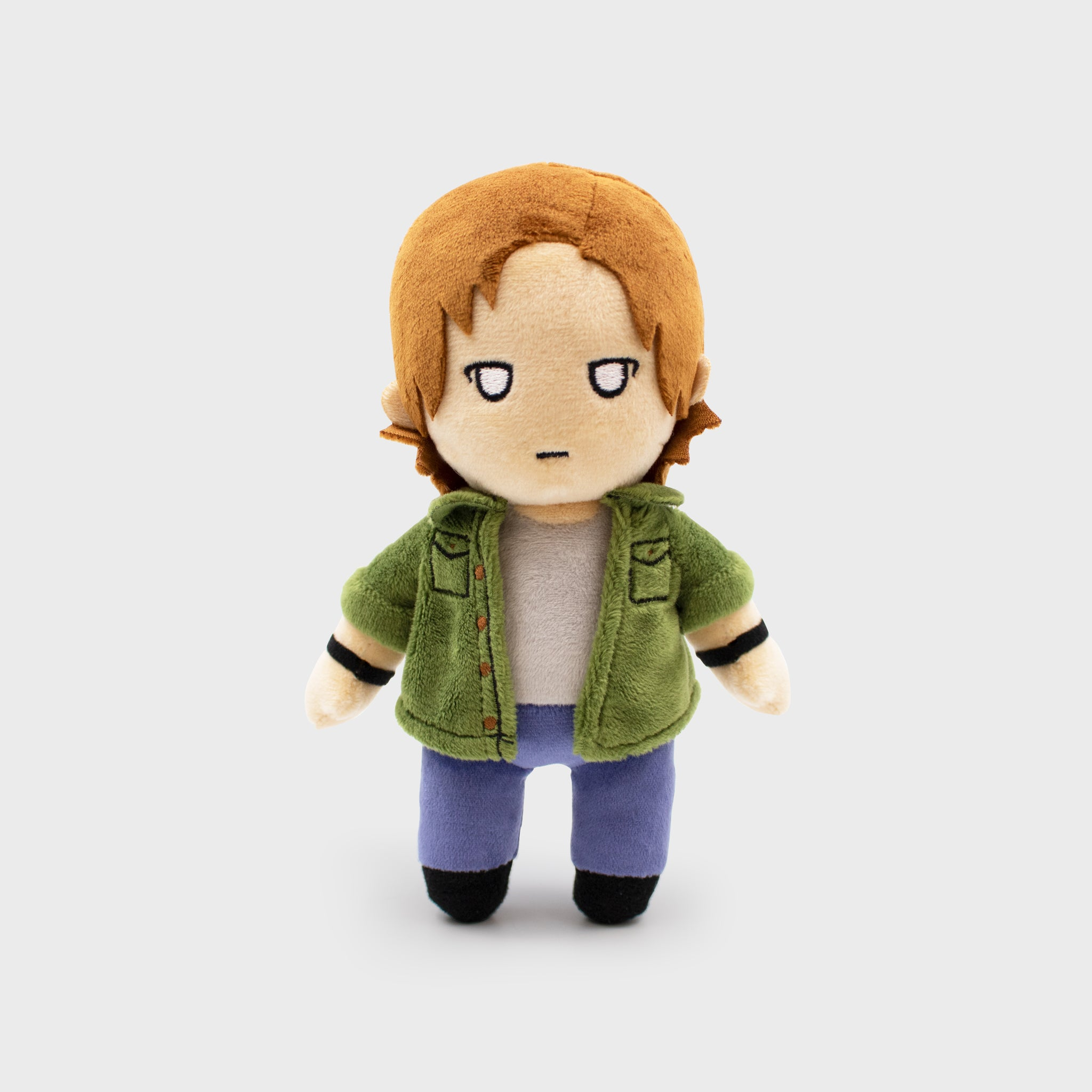 supernatural box dean winchester sam winchester castiel collectible exclusive fans spn spnfamily culturefly plush