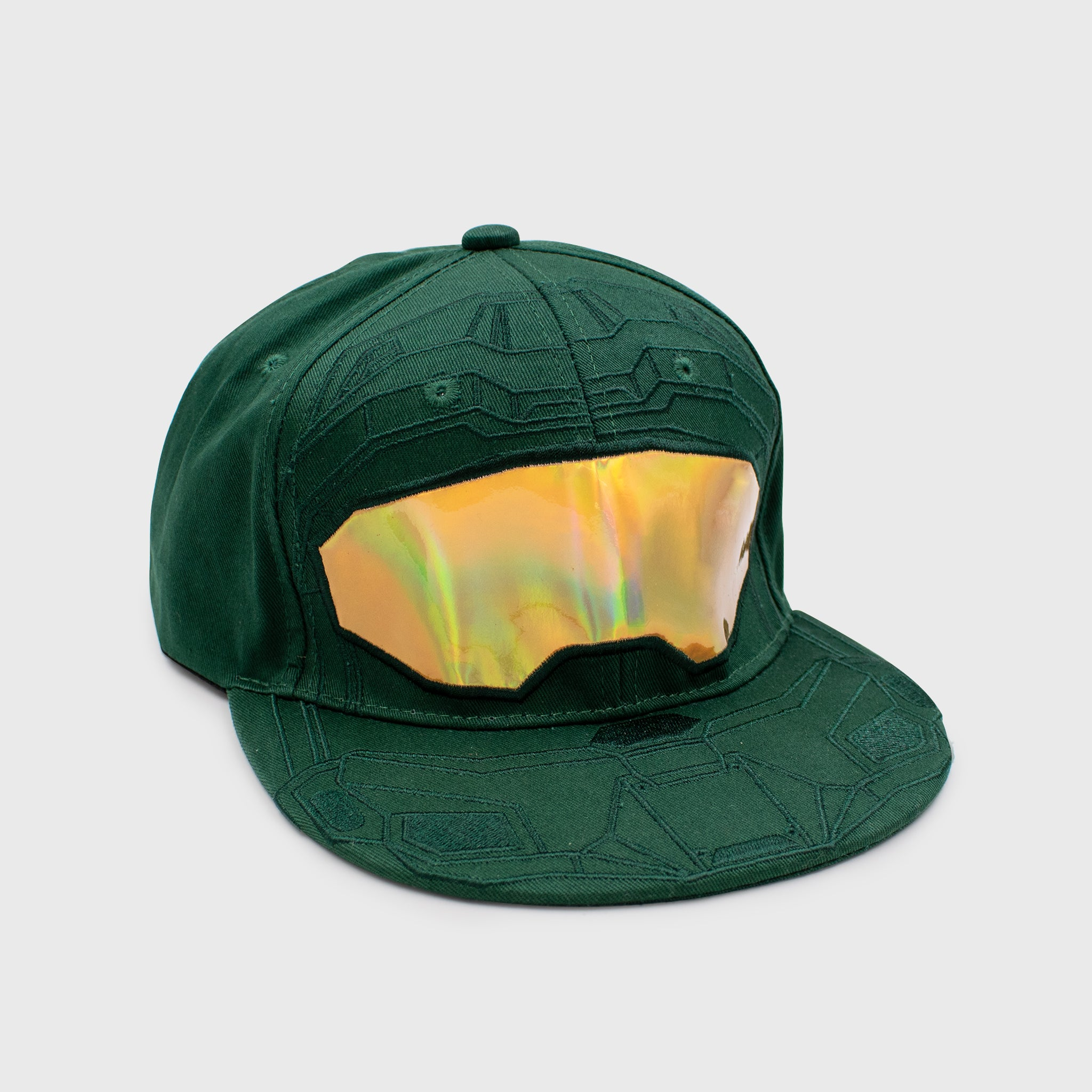 halo infinite master chief video games exclusive collectibles collection gaming culturefly hat headwear accessory cap
