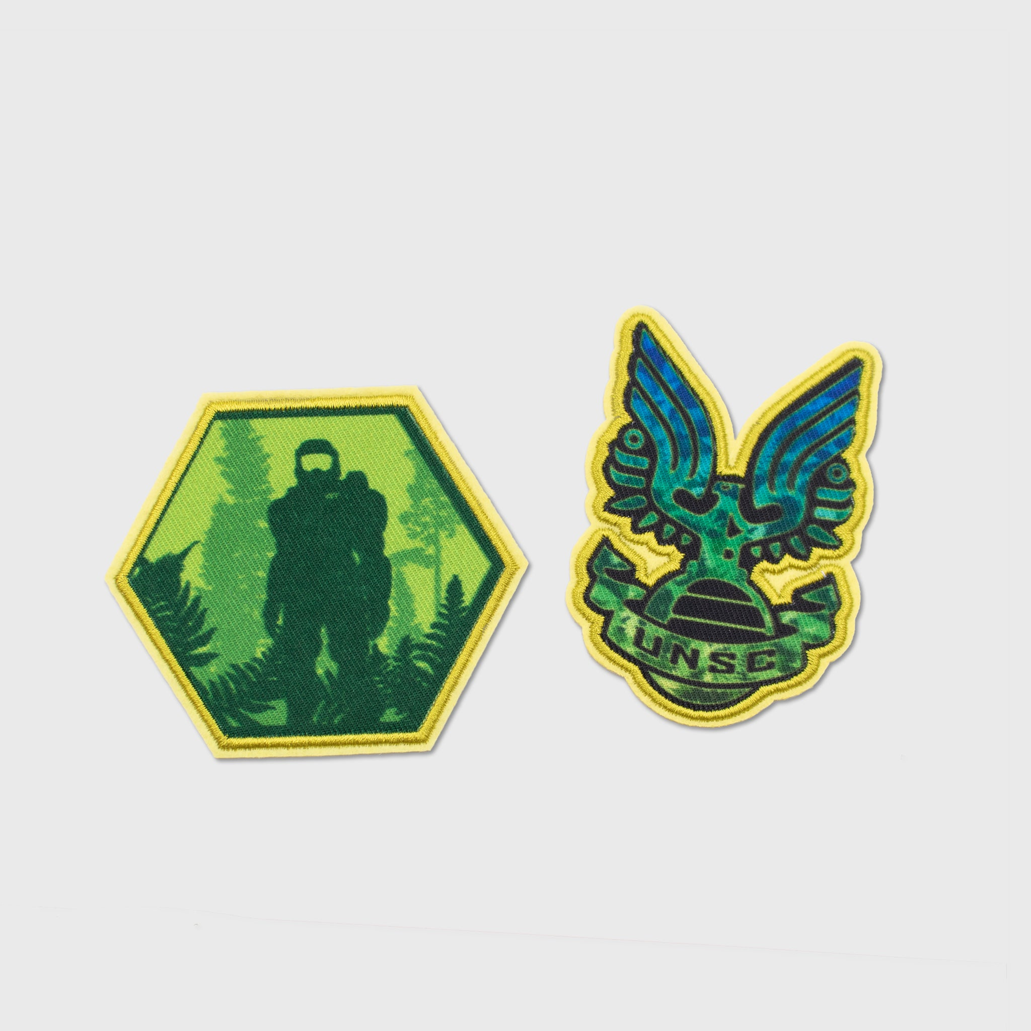 halo infinite master chief video games exclusive collectibles collection gaming culturefly iron on patches